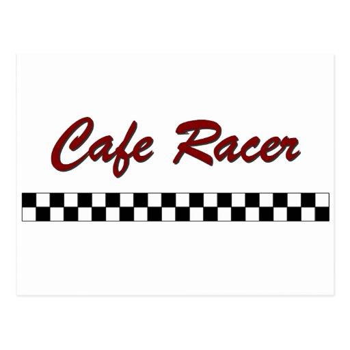 Cafe Racer Post Cards