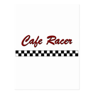 Cafe Racer Post Card