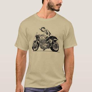 CAFE RACER. T-Shirt