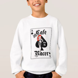 Cafe Racer Ton Up Redhead Sweatshirt