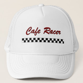 Cafe Racer Trucker Hat