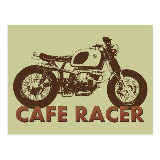 Cafe Racer Vintage Post Cards