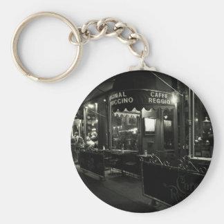 Cafe Reggio Keychain
