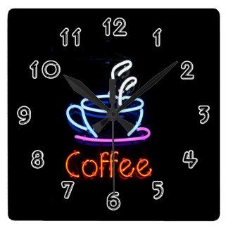 Café Relojes De Pared