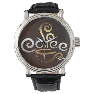 Café Relojes De Pulsera