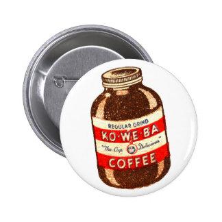 Café retro de los Ko-Nosotros-Vagos del kitsch del Pin