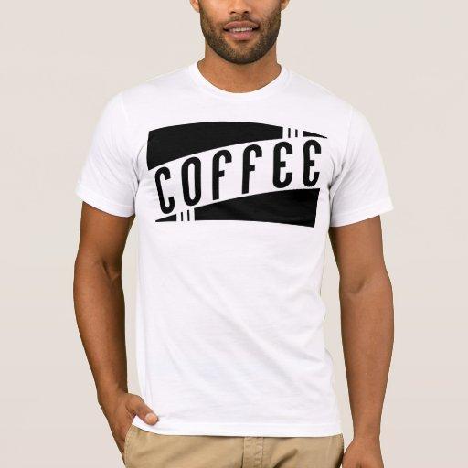café retro playera
