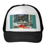 Café Roma Cap Mesh Hats