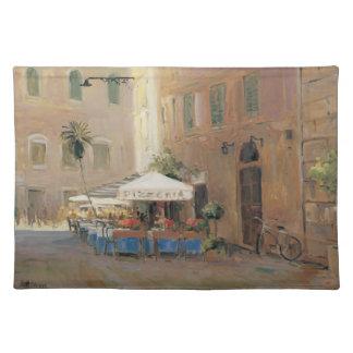 Café Roma Cloth Placemat