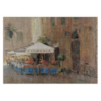 Café Roma Cutting Board