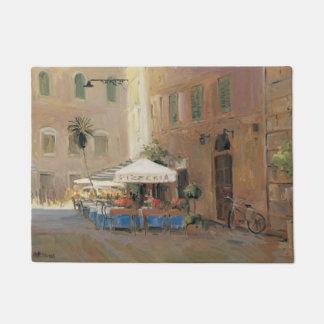Café Roma Doormat
