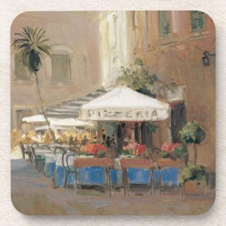 Café Roma Drink Coaster