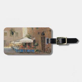 Café Roma Bag Tags