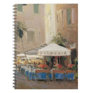 Café Roma Notebook