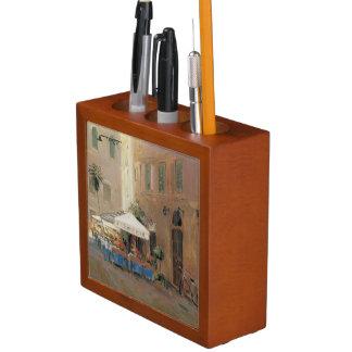 Café Roma Pencil Holder