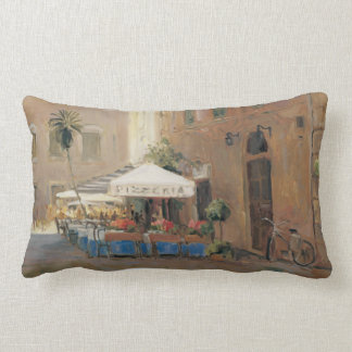 Café Roma Pillow
