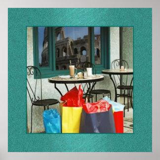Café Roma Poster