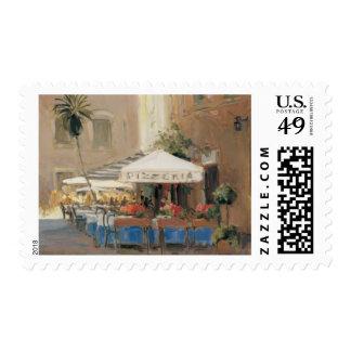Café Roma Sello