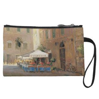 Café Roma Wristlet Wallet