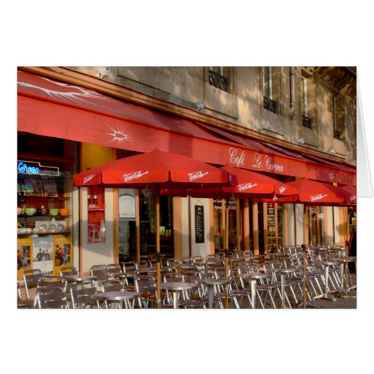 Café rouge classique – Postcards from Paris7