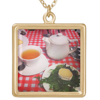 Cafe Rouge Necklace