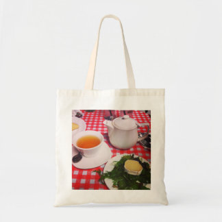 Cafe Rouge Tote Bag
