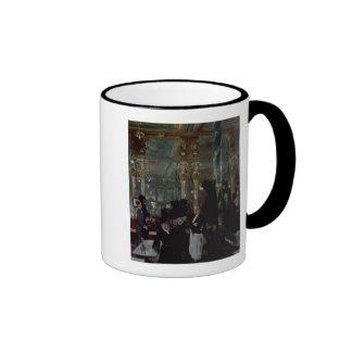 Cafe Royal, London, 1912 Ringer Coffee Mug