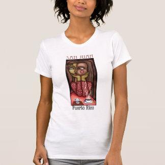 Café SJ Camiseta