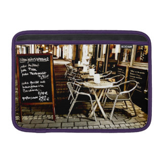cafe sleeve for MacBook air