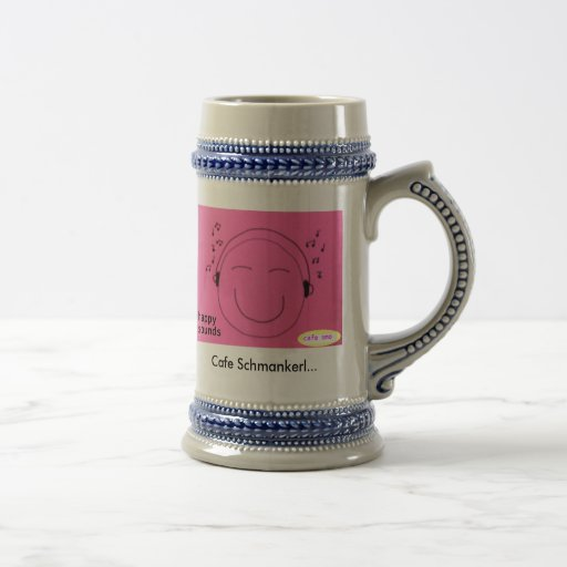 cafe smo 1, Cafe Schmankerl... Beer Stein