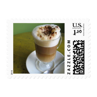 Cafe - Spring Coffee Stamp