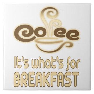 café su cuál está para el desayuno azulejo ceramica