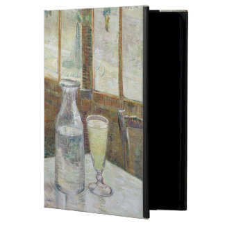 Cafe Table with Absinthe by Vincent Van Gogh iPad Air Covers