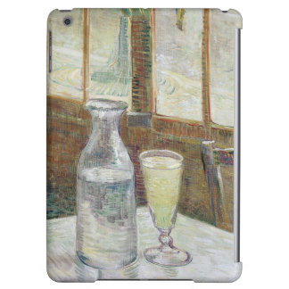 Cafe Table with Absinthe by Vincent Van Gogh iPad Air Case