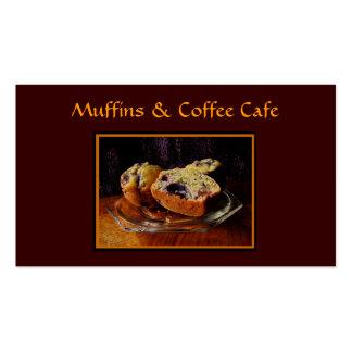 Café Tarjetas De Visita