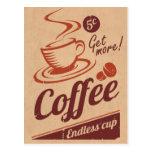 Café Tarjetas Postales