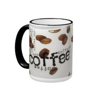 café taza de café