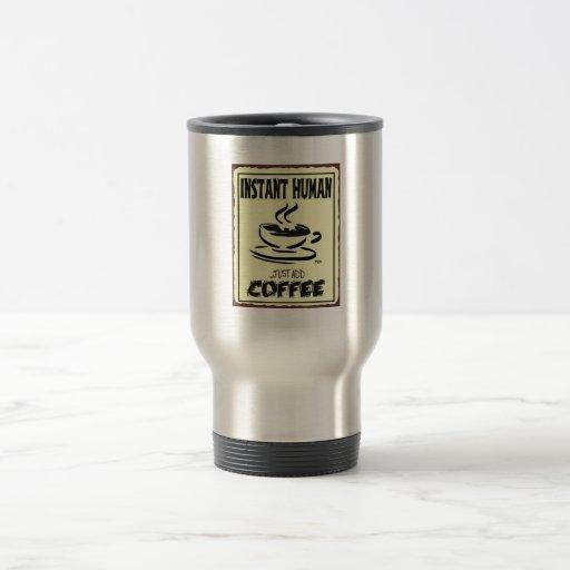 Café… Tazas