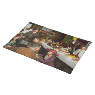 Cafe - Temptations 1915 Placemat