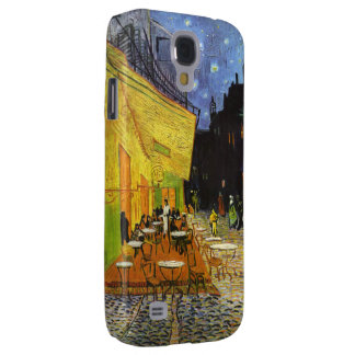 Cafe Terrace at Night by van Gogh Samsung S4 Case