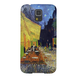 Cafe Terrace at Night by Vincent van Gogh 1888 Case For Galaxy S5