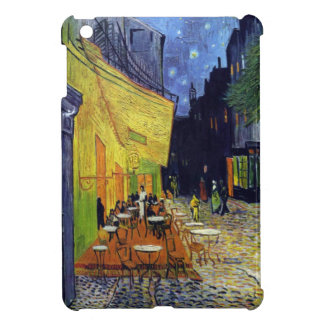 Cafe Terrace at Night by Vincent van Gogh 1888 iPad Mini Covers