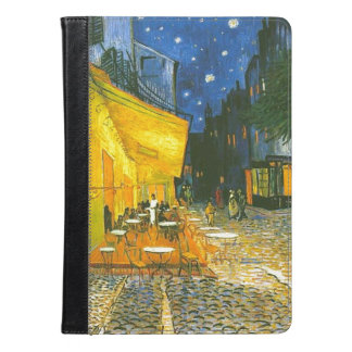Cafe Terrace at Night iPad Air & Air 2 Folio iPad Air Case