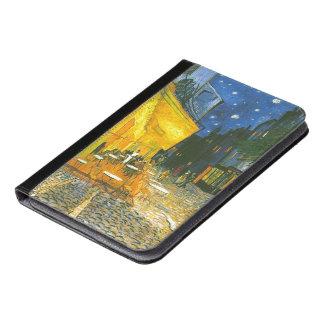 Cafe Terrace at Night iPad Mini Folio iPad Mini Case