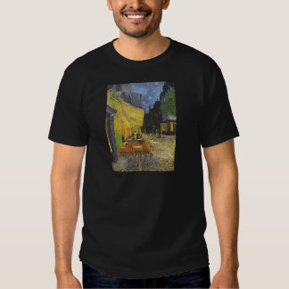 Cafe Terrace at Night T Shirt