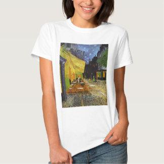 Cafe Terrace at Night Van Gogh Tee Shirt