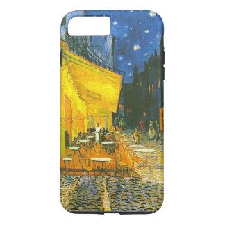 Cafe Terrace iPhone X/8/7 Plus Tough Case
