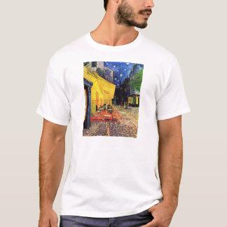 Café Terrace on the Place du Forum, Arles at Night T-Shirt