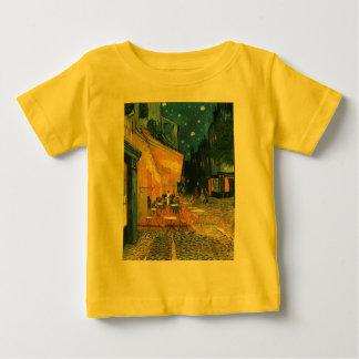 Cafe Terrace, Place du Forum, Arles - Van Gogh Baby T-Shirt