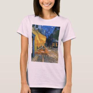 Cafe Terrace, Place du Forum, Arles - Van Gogh T-Shirt